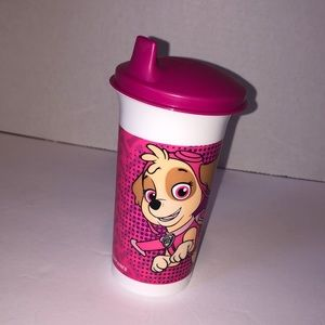 NEW Tupperware sippy cup